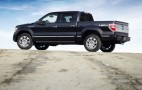 2009 Ford F-150 Earns Top Crash Test Scores