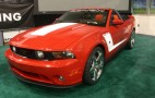 2010 ROUSH 427R Mustang Unveiled to the Public