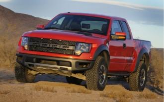 2011 Ford F-150 SVT Raptor to Get 6.2-Liter-Only SuperCrew Variant