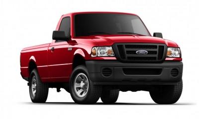 2010 Ford Ranger Photos