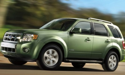 2009 Ford Escape Hybrid Photos