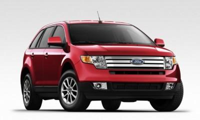 2010 Ford Edge Photos