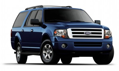 2010 Ford Expedition Photos