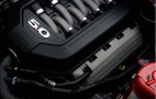 Ford's New 5.0 V-8: Back In Black, And Ready For The Track