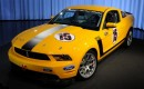 Ford Mustang Returns To Racing In 2011 With New BOSS 302R