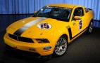 The BOSS Is Back: 2011 Ford Mustang BOSS 302R Race Package 