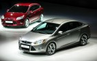 2012 Ford Focus In Detroit: All New Hill-Start System