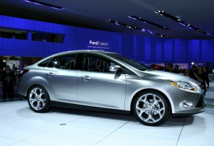 2010 Detroit Auto Show: 2012 Ford Focus