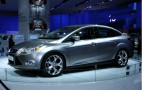 2010 Detroit Auto Show: 2012 Ford Focus Live Gallery