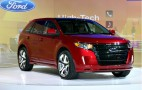 2010 Chicago Auto Show: 2011 Ford Edge Live Photos