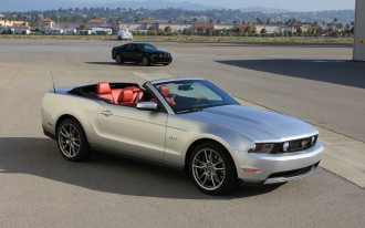 2011 Ford Mustang GT A Performance Bargain With Brembo Package