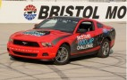 2011 Ford Mustang V-6 Averages 48.5 MPG Around Bristol Motor Speedway