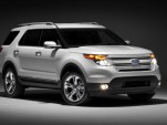 2011 Ford Explorer Named An IIHS Top Safety Pick