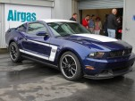 2012 Ford Mustang 302 BOSS