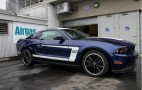 2012 Ford Mustang 302 BOSS: Live Photo Gallery