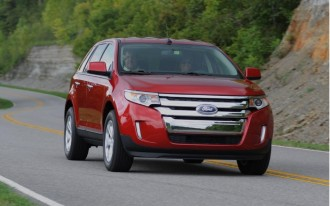 2011 Lincoln MKX, Ford Edge in First Recall