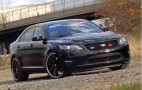 2010 SEMA Preview: Stealth Ford Taurus Police Interceptor Concept