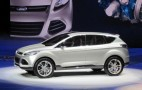 2011 Detroit Auto Show: Ford Focus, C-Max, Vertrek Photo Gallery