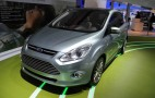 2011 Detroit Auto Show: Ford C-Max Energi Plug-In Hybrid Concept Live Photos