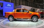 Ford Ranger Wildtrak Live Photos: 2011 Geneva Motor Show