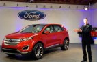 2015 Ford Edge Previewed By 2013 L.A. Auto Show Concept