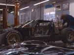 RK Motors Ford GT40 restoration project