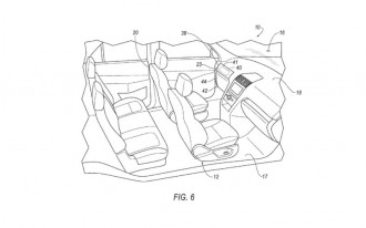 Ford patents removable pedals, steering wheel for your self-driving car