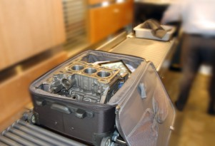 Ford 1.0 EcoBoost Engine: So Small It Fits In A Carry-On Bag