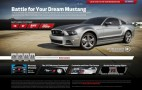 2013 Ford Mustang Customizer Gives Fans A Chance To Win A New Mustang