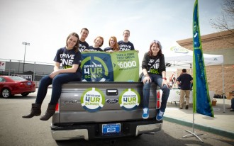 Ford Debuts 'Drive 4 UR Community' To Raise Funds For Charity
