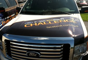 Ford Launches F-150 Ecoboost Challenge On Facebook