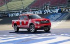 2013 Ford F-150 FX4 EcoBoost Announced As NASCAR Pace Truck