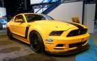 Ford Racing Reveals Mustang Boss 302SX Concept