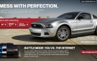 Ford Mustang Customizer Website Urges Fans To Design Duel