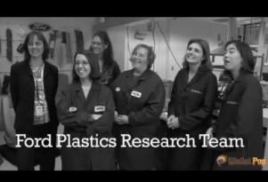 Video: Ford Developing Biodegradable Plastics