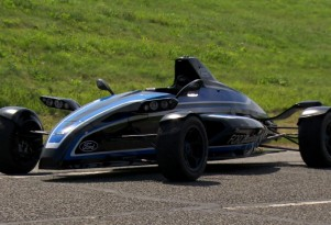 Ford's road-legal 1.0-liter EcoBoost Formula Ford