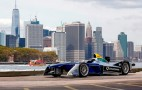Formula E electric-car race coming to New York City next July