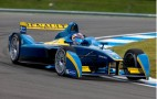 This Is What A Formula E Car-Swapping Pit Stop Looks Like: Video
