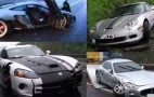 Chevy Corvette, Dodge Viper And McLaren Crash Within Days On Same Stretch Of Autobahn