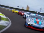 Four Porsche GT Models Hit The Track