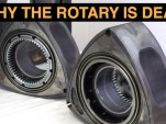 Four reasons why the rotary engine is currently dead