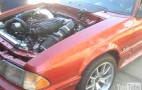 GT500 Supercharger mated to 5.0 Fox-Body Ford Mustang