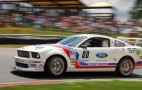 Barrett-Jackson 2010: 2008 FR500S Mustang 'Media Car' #00