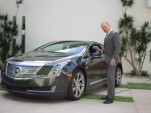 Frame from 2014 Cadillac ELR video on YouTube, with actor Neil McDonough