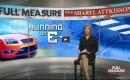 Frame from 'Running on E,' Full Measure segment on electric cars, Dec 2015