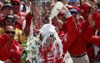 Franchitti Earns Third Indy 500 Win