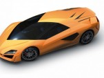 Frazer-Nash Namir concept car