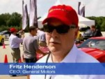Fritz Henderson in a new GM marketing campaign