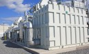 FuelCell Energy fuel-cell power plant (Photo by FuelCell Energy)