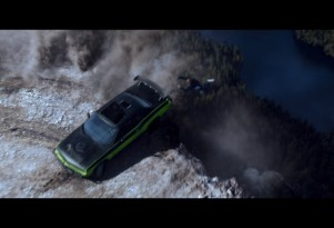 Furious 7 Dodge Challenger
